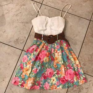 Delia's Floral Dress